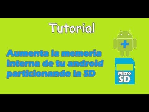 Amplia la memoria interna de tu android con link2sd [Tutorial]