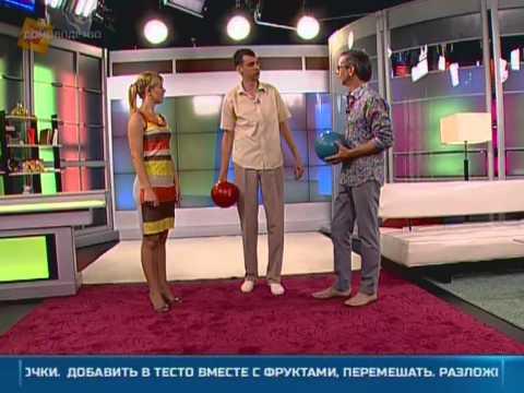 Видео как научиться играть в боулинг
