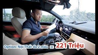 Đánh giá xe Porsche Cayenne - SUV hơn 6 tỷ có những gì?  XEHAY.VN 