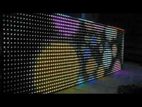LEDPromotion: Led Pixel Mesh P39