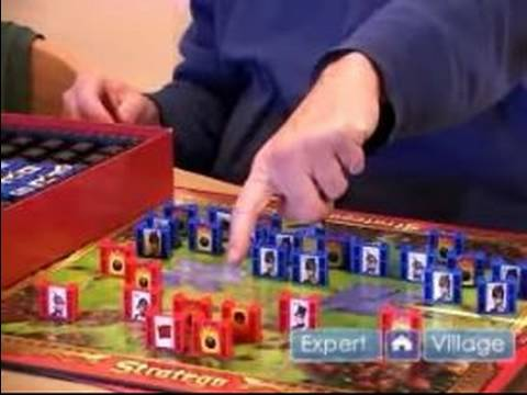 Stratego Tips & Strategies : Miner Placement & Capabilities in Stratego