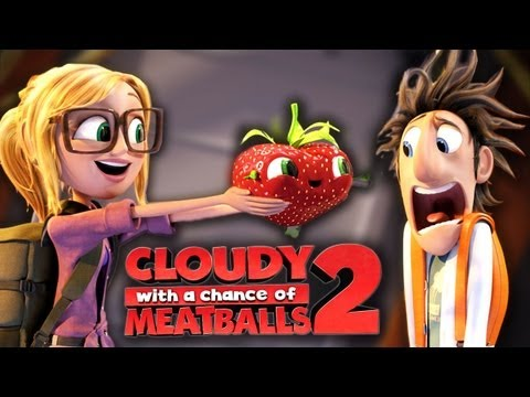 Cloudy with a Chance of Meatballs 2 - Movie Review by Chris Stuckmann