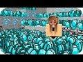 SEVGİLİME 1.000.000 ELMAS HEDİYE ETTİM! - Minecraft