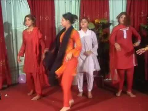 Nazia Iqbal- Pushto Tape video