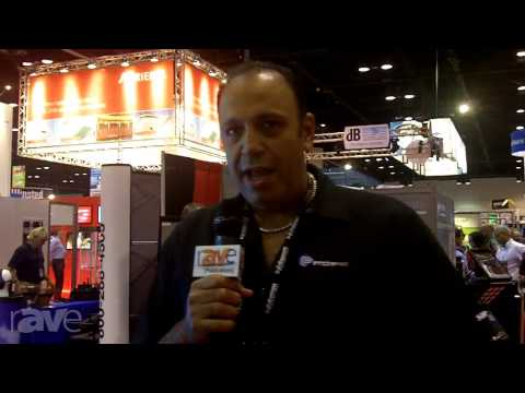 InfoComm 2013: Empire Pro Talks About Array of Audio and Lighting Solutions