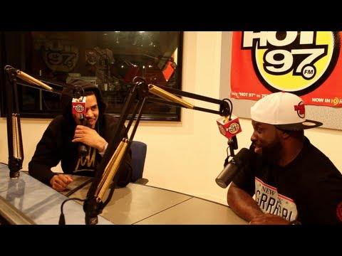 J.Cole FREESTYLE on Funk Flex Show