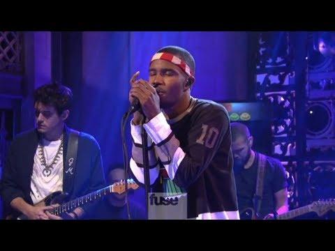 Frank Ocean's Saturday Night Live Performance w/ John Mayer -