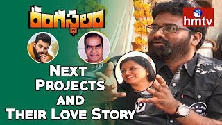 Production Designer Rama Krishna and Mounika About Their Love Story and Next Projects | hmtv News