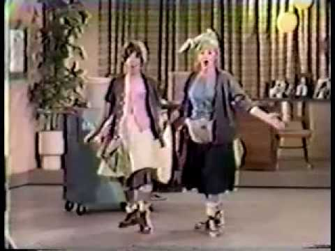 Lucille Ball and Carol Burnett - 'Chutzpah!' (from 'Carol + 2')