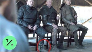 Game of Thrones Finale: Water Bottle Mistake Spotted in Key Scene