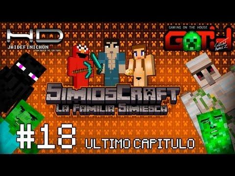 SimiosCraft #18 EL FINAL Minecraft en Español GOTH