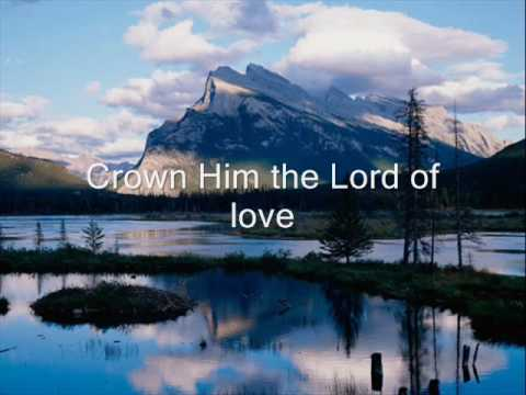 Hymnal - Crown Him With Many Crowns