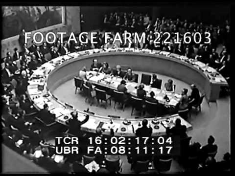 UN Discuss Middle East Post 6-Day War 221603-27