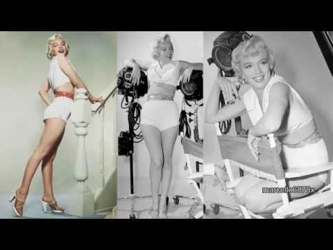 Looks of Marilyn Monroe - Hollywood Style - Photos Thiesen and Powolny (the Star makers) part2