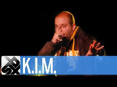 K.I.M. | Grand Beatbox Battle 13 | Showcase Elimination