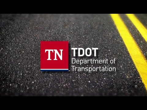 RAW: TDOT's video of Knox County sinkhole