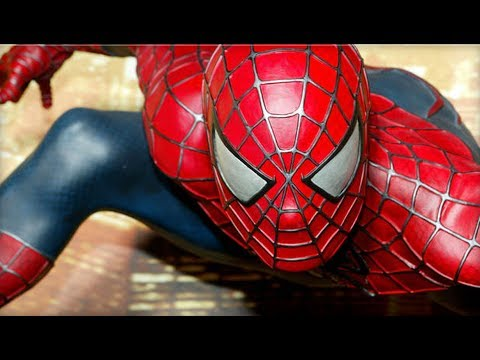 Spider-Man CAUGHT Groping Women in Time Square