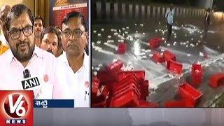 Maharashtra Dairy Farmers On Strike, Unions To Stop Milk Supply