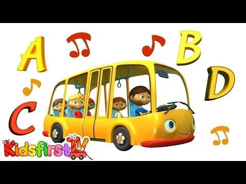 ABCD Song For children. Songs for kids.