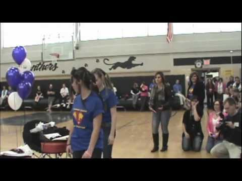 Northern Bedford Dance-a-Thon 2013