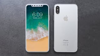 Hands-On With an iPhone 8 Dummy Model