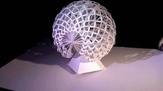 Six Amazing Pop-Up Paper Sculptures