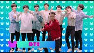 BTS RDMA This or That | Radio Disney Music Awards