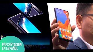 Huawei Mate X DESTROZA al Samsung Galaxy Fold | Presentación en español