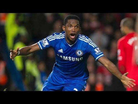 Samuel Eto'o linked to Liverpool FC