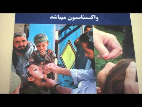 Pakistan imperils Afghanistan's polio eradication push