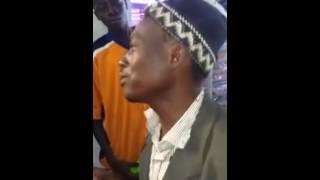 Pape Diouf a volé ma chanson, voici la version originale