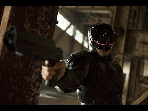 RoboCop (Starring Joel Kinnaman & Gary Oldman) Movie Review