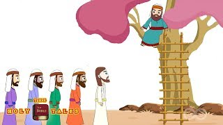 Zacchaeus and Jesus - Bible Stories For Children