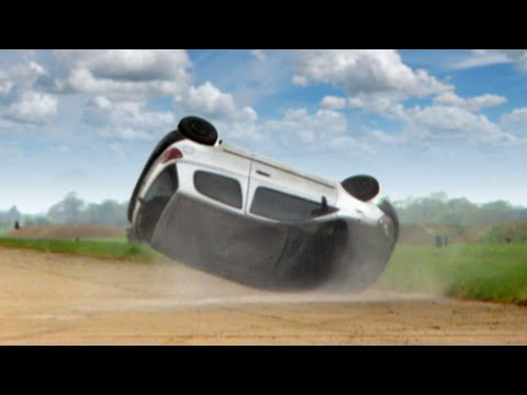 Driving Without Electronic Stability Control - Fifth Gear