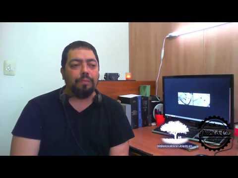 Entrevistando a Cristobal Toro de Misterios al descubierto.es , por Dani&Co. Video