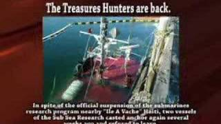 The Treasure Hunters Are Back In Haiti What Ashame