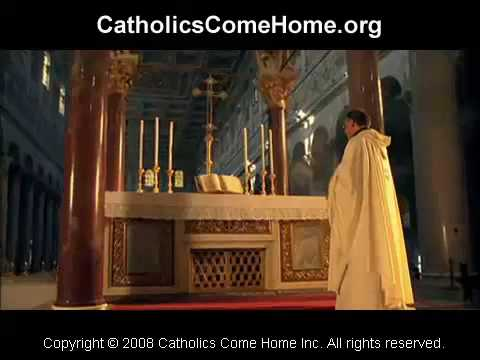 CATHOLICS COME HOME...