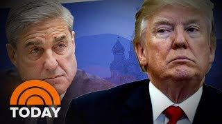 Robert Mueller Wants Documents On President Donald Trump And His Inner Circle | TODAY