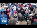 Students In MAGA Hats Mock Native Americans In Washington D C mp3