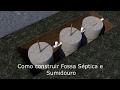 Como Construir Fossa Séptica e Sumidouro MP3