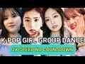 K-POP RANDOM DANCE - GIRL VER 2X SPEED   NO COUNTDOWN