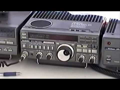2010 Ham Radio Field Day With K6QWR