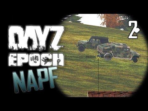 DayZ Epoch NAPF #02 - Почти успешная засада