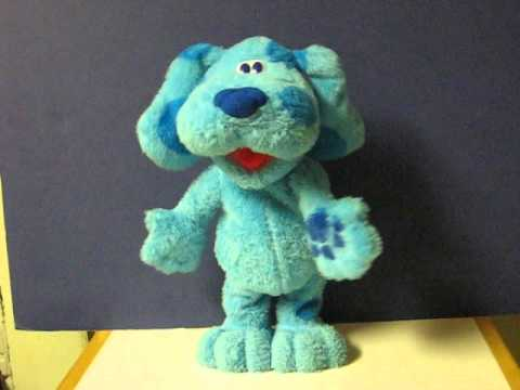 Sale Item Demo Blues Clues Boogie Blue