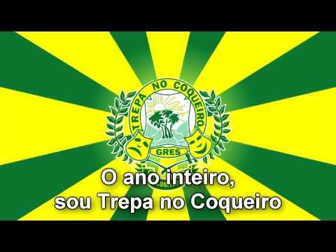Trepa No Coqueiro (Sesimbra) - Samba Enredo 2015