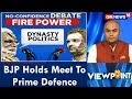 BJP Holds Meet To Prime Defence | Viewpoint | CNN News18- Video