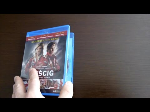 Wyścig (Rush) Blu-ray Unboxing streaming vf