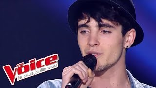 Lana Del Rey - Video Games | Louis Delort | The Voice France 2012 | Blind Audition