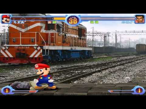 DONG DONG NEVER DIES: Mario [NO CONTINUES]