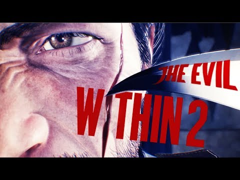 ▼Сюжет игры The Evil Within 2